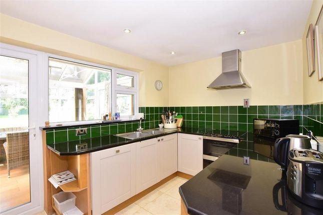 Kitchen of Dellfield, Froxfield, Petersfield, Hampshire GU32