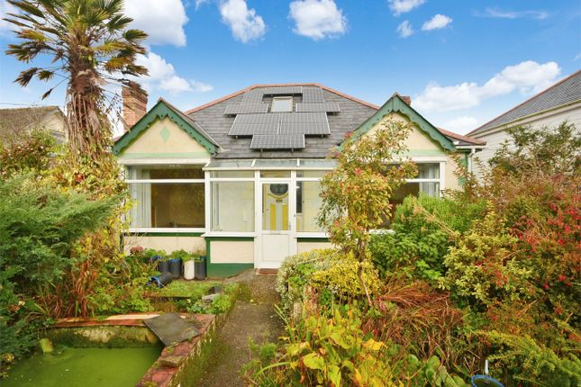 Thumbnail Detached bungalow for sale in Pendale, Threemilestone, Truro, Cornwall