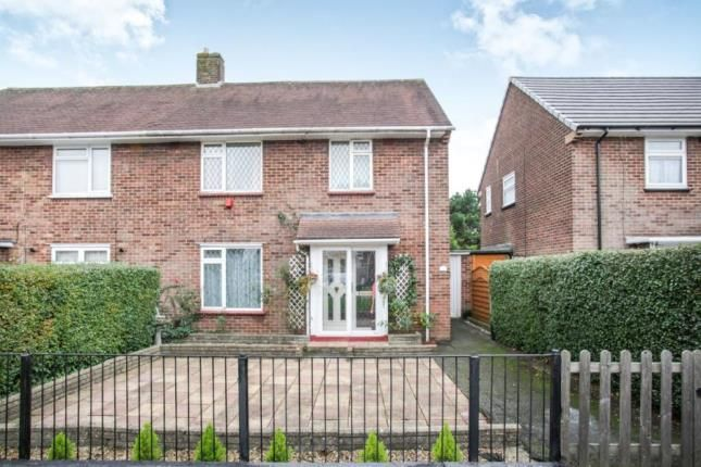 Thumbnail Semi-detached house for sale in Red Rails, Luton, Bedfordshire