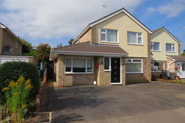 Thumbnail Detached house for sale in Starre Road, Bury St. Edmunds