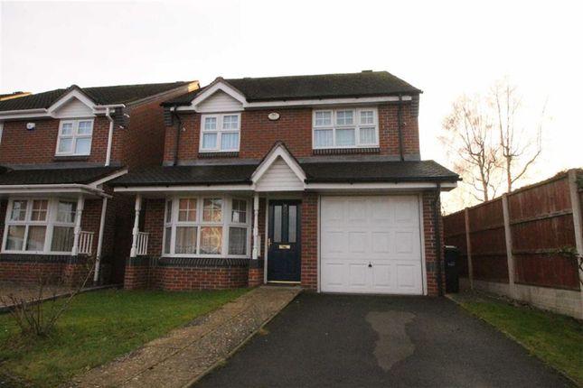 Thumbnail Detached house for sale in Fieldfare Road, Stourbridge