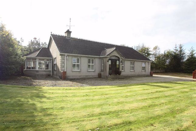 Thumbnail Detached bungalow for sale in Dunnanew Road, Seaforde, Down