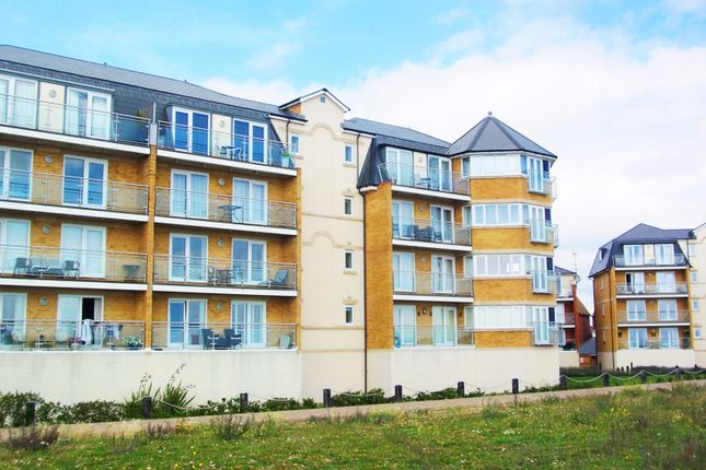 Thumbnail Flat to rent in San Diego Way, Eastbourne