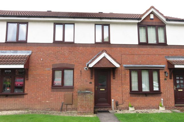 Thumbnail Terraced house for sale in Coalmeadow Close, Bloxwich, Walsall