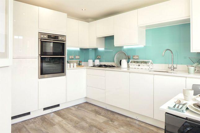 Show Home of Montague Place, Keens Lane, Guildford, Surrey GU3