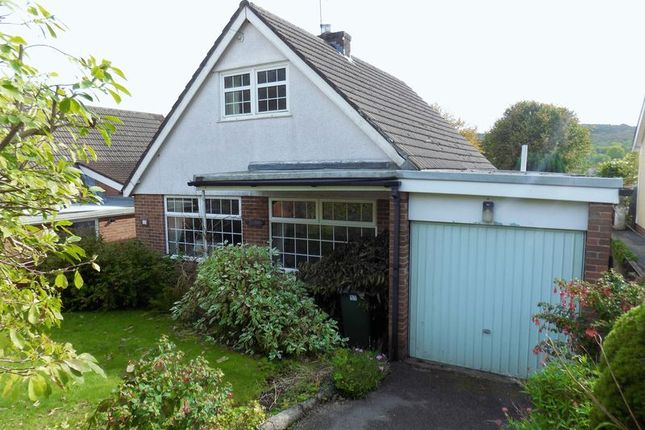 Thumbnail Bungalow for sale in Dranllwyn Close, Machen, Caerphilly