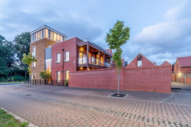 Thumbnail Detached house for sale in West Street, Upton, Northampton, Northamptonshire