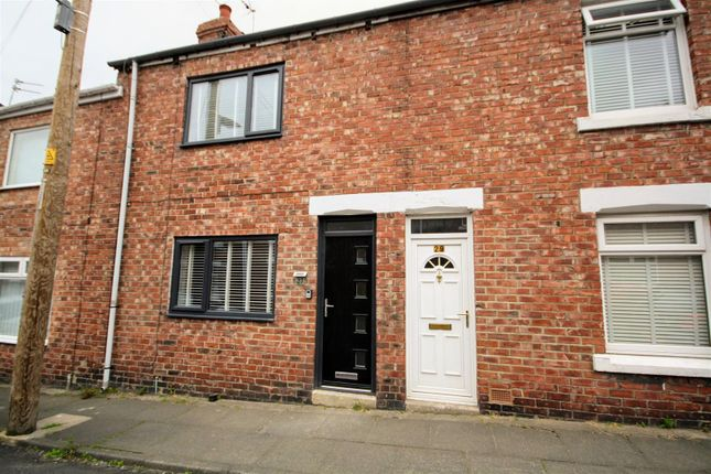 Thumbnail Terraced house to rent in Baden Street, Chester Le Street