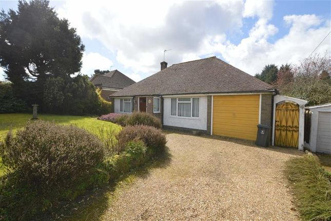 Thumbnail Detached bungalow for sale in London Road, Crowborough