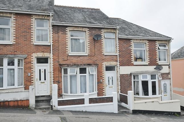 Thumbnail Terraced house for sale in Prince Maurice Road, Mutley, Plymouth