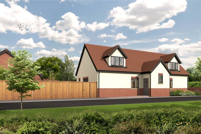 Thumbnail Bungalow for sale in Malvern Road, Powick, Worcester