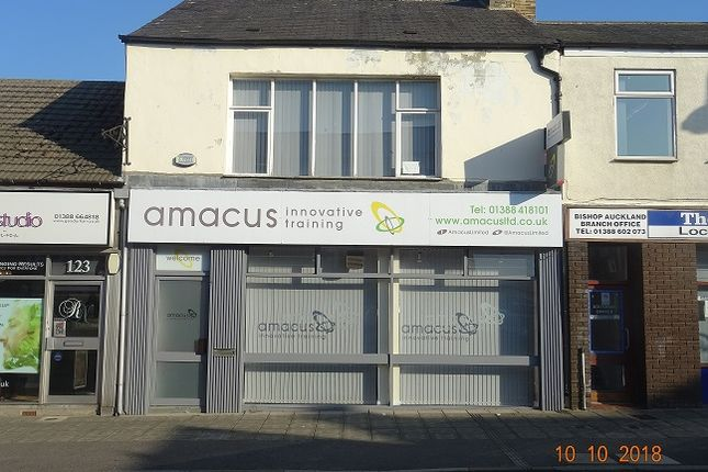 Thumbnail Office to let in 125 Newgate Street, Bishop Auckland