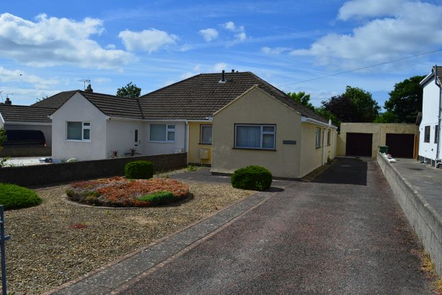 Semi-detached bungalow for sale in Fairfield Rise, Llantwit Major