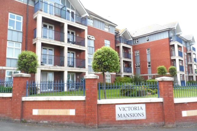 Thumbnail Flat for sale in Victoria Mansions, Blackpool