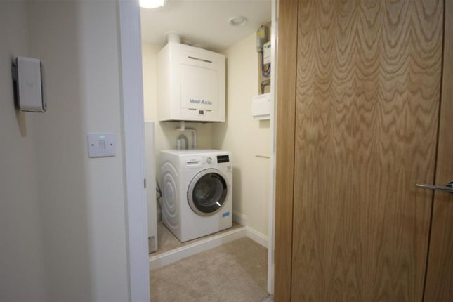 Utility Cupboard of Rogerson Court, Scaife Garth, Pocklington YO42