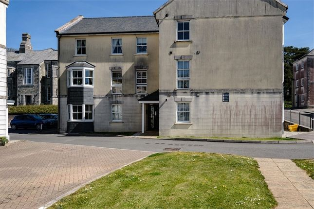 Thumbnail Flat for sale in Royffe Way, Bodmin, Cornwall