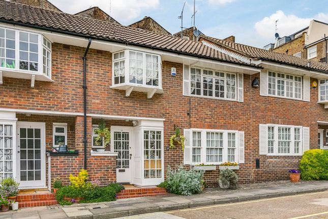 3 bed terraced house for sale in Randolph Mews, Little Venice, London W9