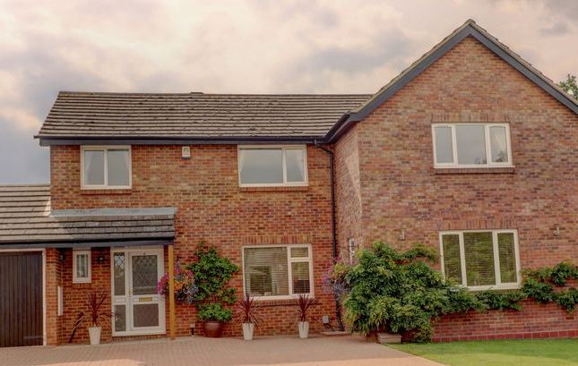 Thumbnail Link-detached house for sale in Westrope Way, Bedford