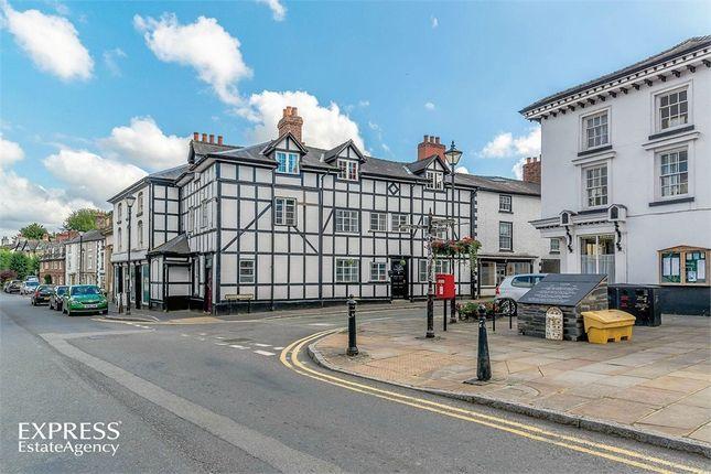 Thumbnail End terrace house for sale in Market Street, Llanfyllin, Powys