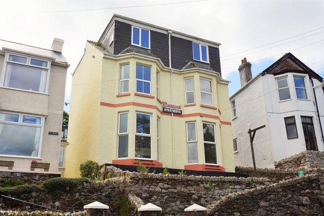 Thumbnail Flat to rent in Beech Terrace, Looe