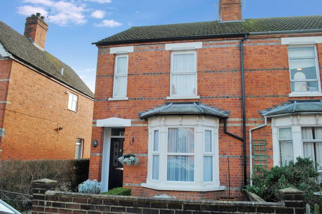 Thumbnail Semi-detached house for sale in Stanley Road, Newbury