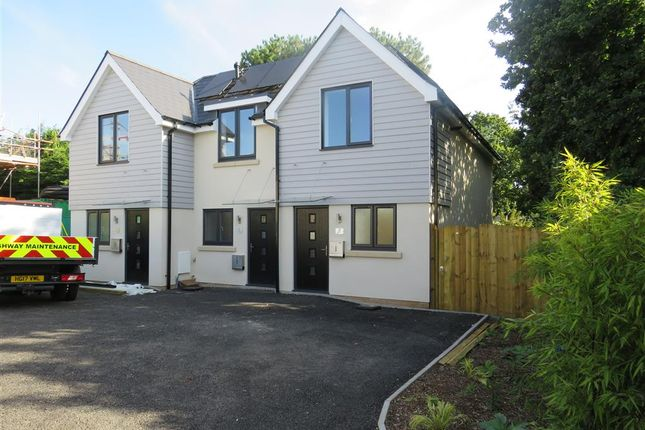 Thumbnail Terraced house for sale in Herbert Avenue, Parkstone, Poole