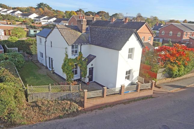 Thumbnail Detached house for sale in Parsonage Way, Woodbury, Exeter