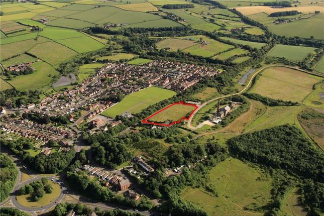 Thumbnail Land for sale in Land Off Pit Lane, Pit Lane, Mansfield, Nottinghamshire, UK