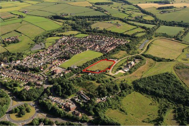 Land for sale in Land Off Pit Lane, Pit Lane, Mansfield, Nottinghamshire, UK