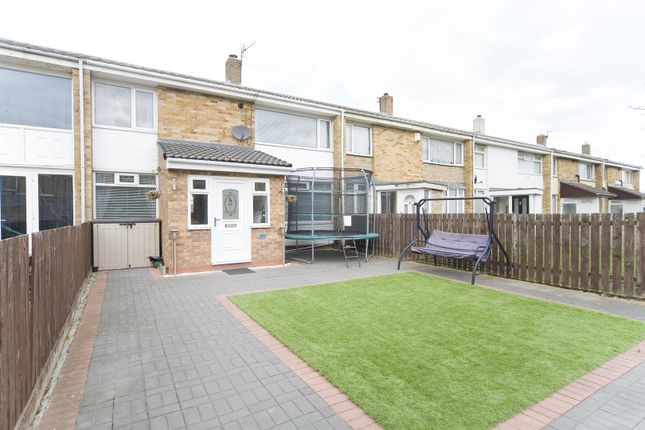 3 bed terraced house for sale in Masefield Road, Hartlepool TS25
