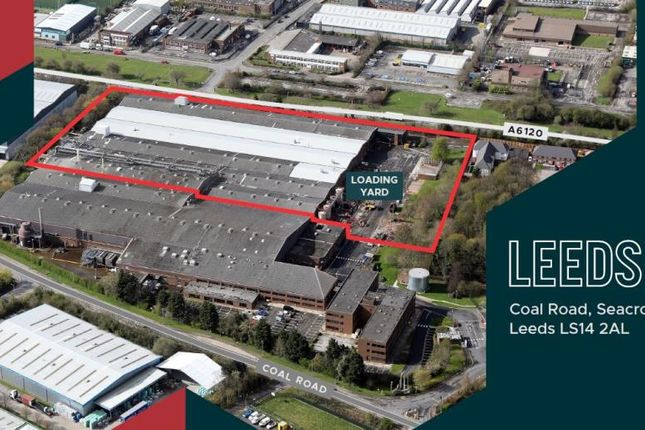 Thumbnail Industrial to let in Leeds 160 - Coal Road, Seacroft, Leeds