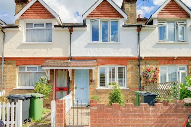 3 bed terraced house for sale in Middle Lane, Epsom KT17