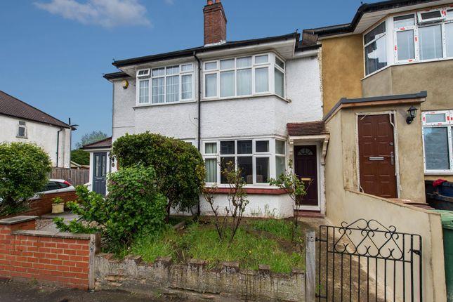 Thumbnail Terraced house for sale in Wandle Road, Beddington, Croydon