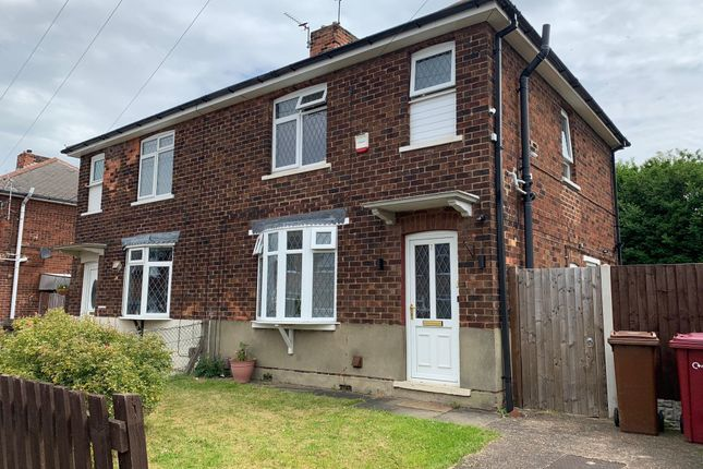 Thumbnail Semi-detached house to rent in Hempdyke Road, Scunthorpe