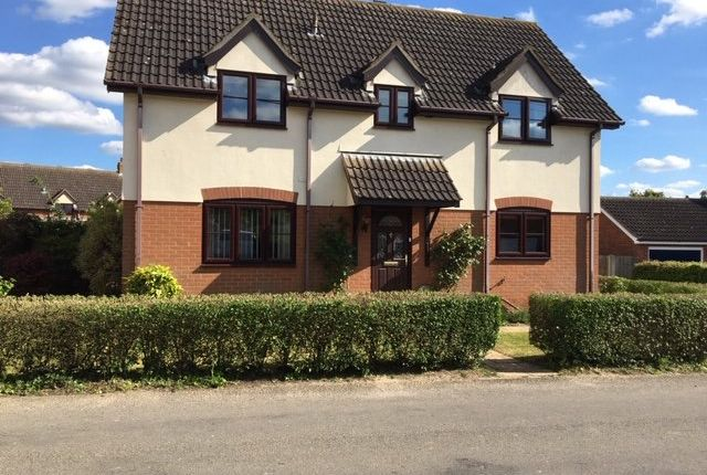 Detached house for sale in All Saints Road, Creeting St. Mary, Ipswich