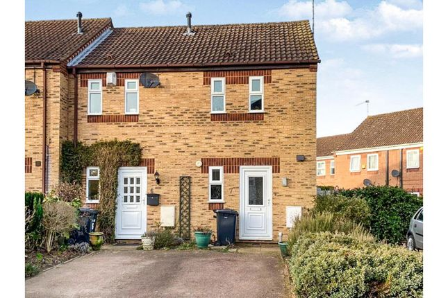 1 bed terraced house for sale in Telford Close, King's Lynn PE30