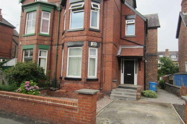 Thumbnail Flat to rent in 18 Hartington Road, Chorlton, Manchester.