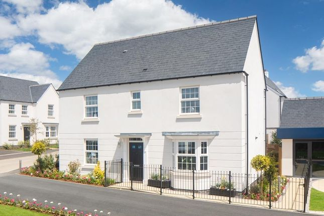 """Thumbnail Detached house for sale in """"Layton"""" at Redmoor Close, Tavistock"""