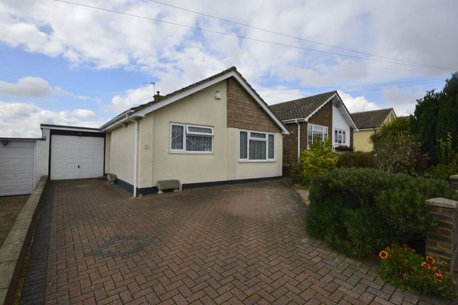 Thumbnail Bungalow for sale in Vidgeon Avenue, Hoo, Rochester