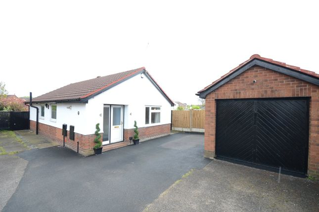 Thumbnail Semi-detached bungalow for sale in Meadow Hey Close, Woolton, Liverpool