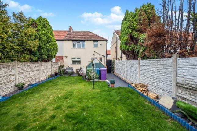 Garden of Finborough Road, Walton, Liverpool, Merseyside L4