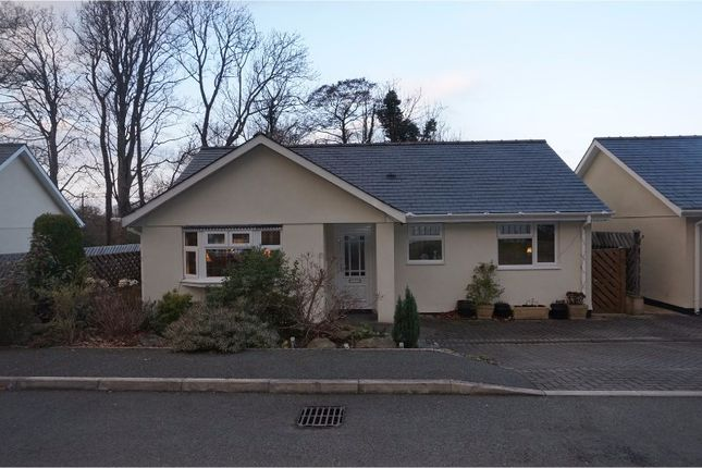 Thumbnail Detached bungalow for sale in Coed Artro, Llanbedr