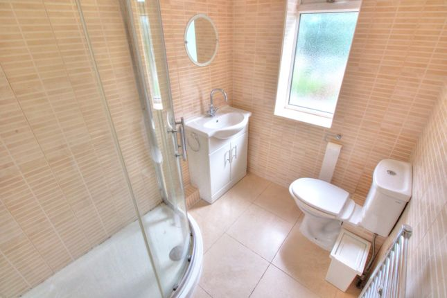 Bathroom of Delves Crescent, Walsall WS5