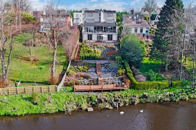 Thumbnail Detached house for sale in Clydebrae Drive, Bothwell, Glasgow