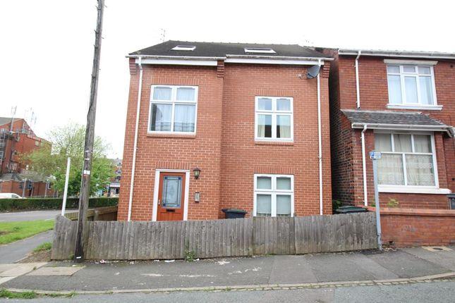 Thumbnail Flat to rent in Arthur Street, Stoke-On-Trent