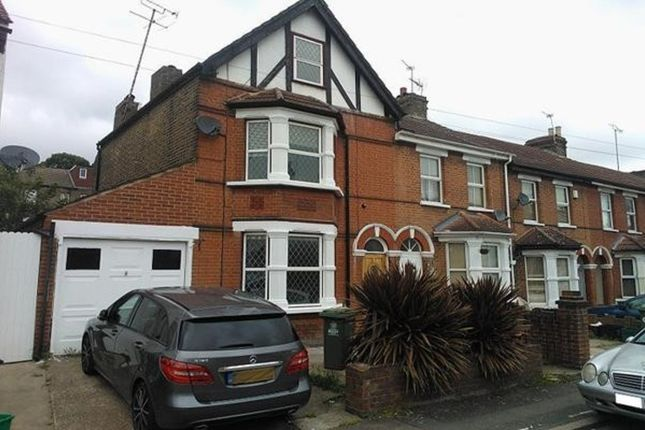 Thumbnail Town house to rent in Riverdale Road, Erith, Kent