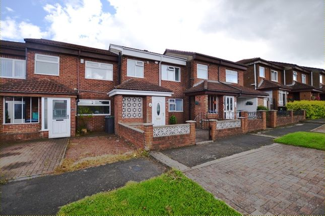 Thumbnail Terraced house to rent in Windsor Drive, Stanley