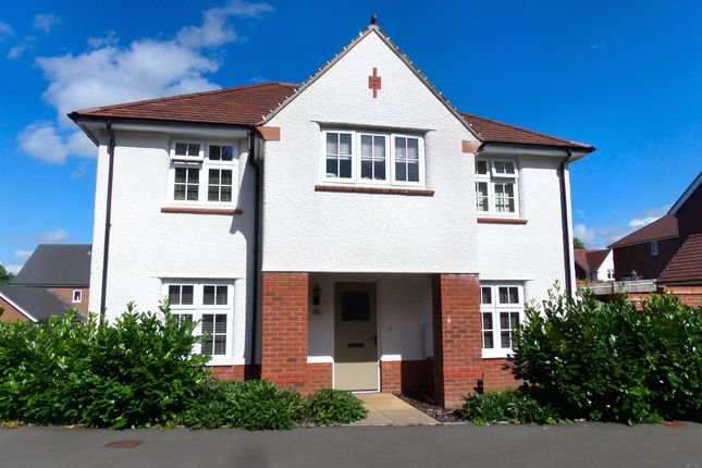 4 bed detached house for sale in Parc Cwm Pantbach, Heolgerrig, Merthyr Tydfil