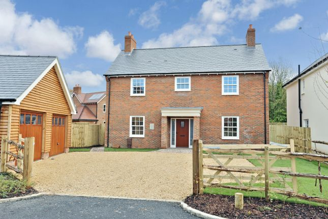 4 bed detached house for sale in Belmore Park, Belmore Lane, Upham, Southampton