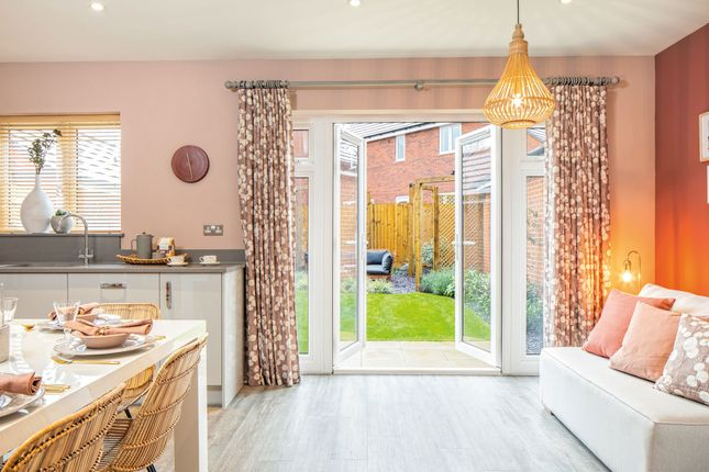 """4 bedroom detached house for sale in """"The Bredon"""" at Deardon Way, Shinfield, Reading"""